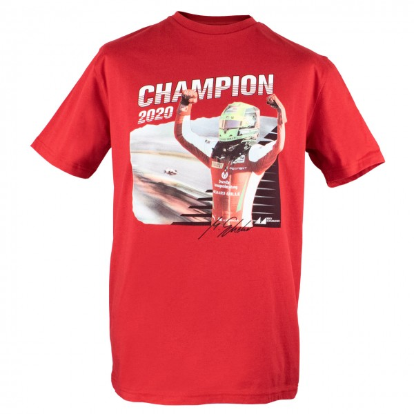 Mick Schumacher T-Shirt Champion 2020