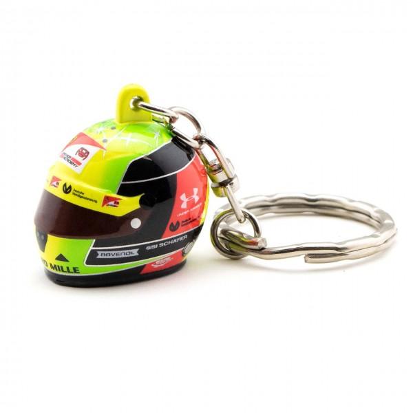 Mick Schumacher 3D Schlüsselanhänger Helm 2020