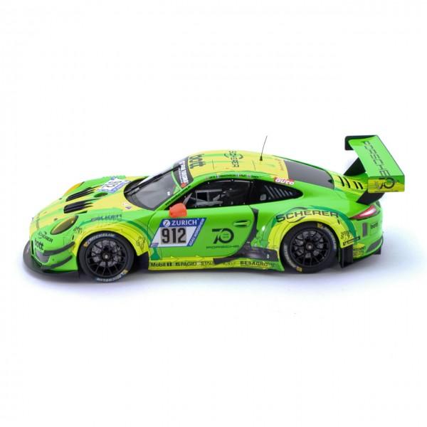 Manthey-Racing Porsche 911 GT3 R - Winner 24h Race Nürburgring 2018 1/18