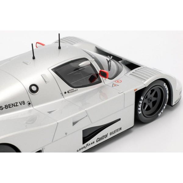 Sauber-Mercedes C9 #2 Junioren Test Schumacher, Wendlinger, Frentzen 1:18