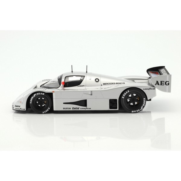 Sauber-Mercedes C9 #2 Juniors Test Schumacher, Wendlinger, Frentzen 1/18