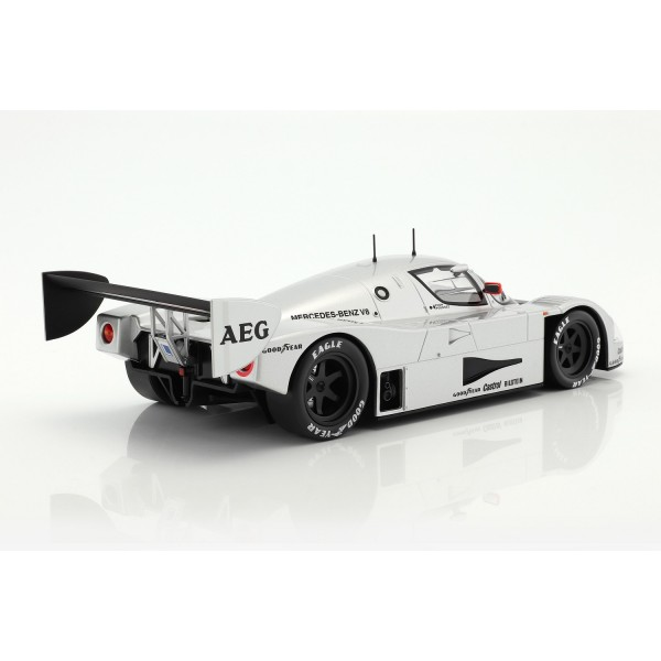 Sauber-Mercedes C9 #2 Test juniores Schumacher, Wendlinger, Frentzen 1/18