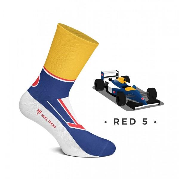 Red 5 Socks