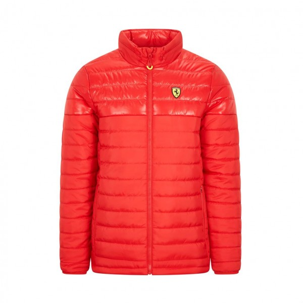 Scuderia Ferrari Padded Jacket red