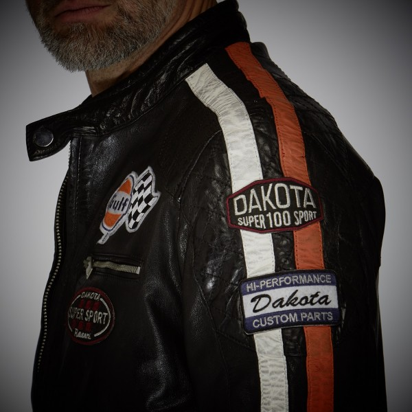 Gulf Daytona Jacket black