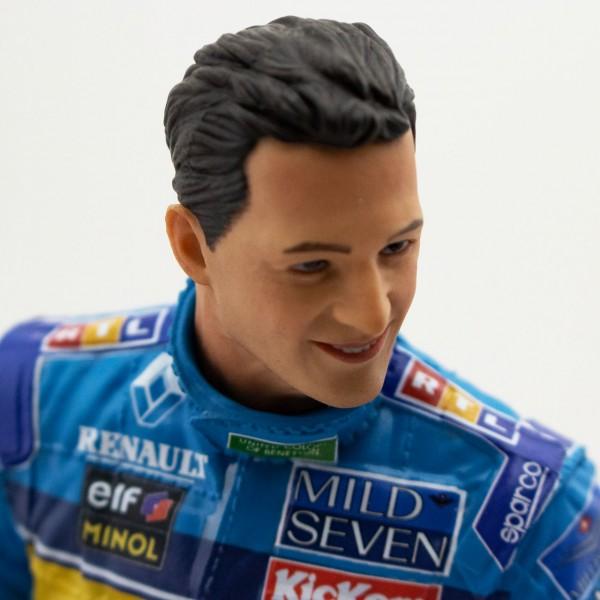 Michael Schumacher Figura Segundo campeonato mundial de F1 1995 1/10