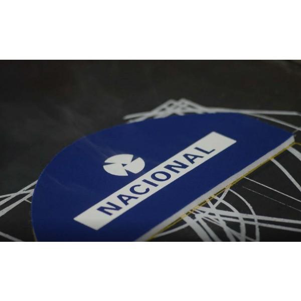 Ayrton Senna Replica Cap Nacional manufacturing 2