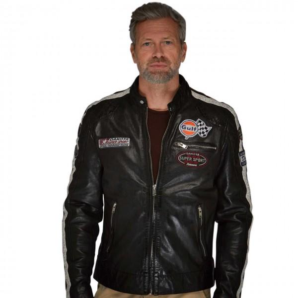 Gulf Daytona Jacket black