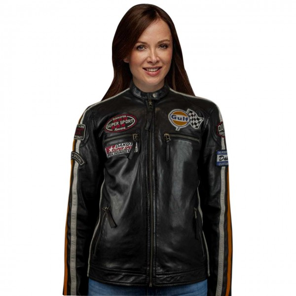 Gulf Lady Racing Jacket black