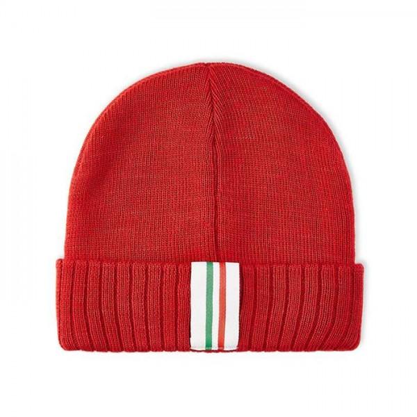 Scuderia Ferrari Strickmütze rot