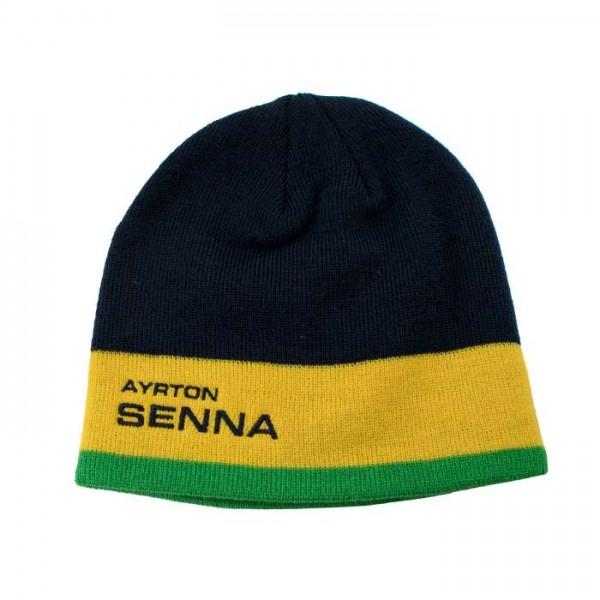 Gorro Ayrton Senna Racing