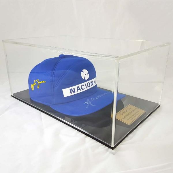 Ayrton Senna Replica Cap Nacional Limited Edition 2