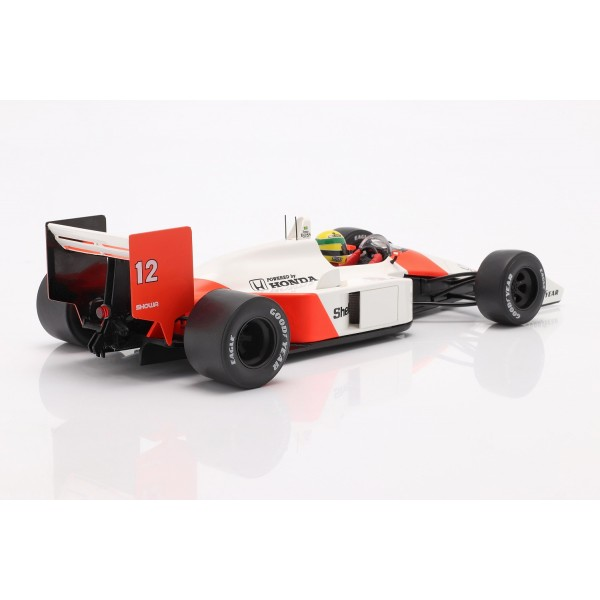 Ayrton Senna McLaren MP4/4 #12 Winner Japan GP Formula 1 1988 1/18