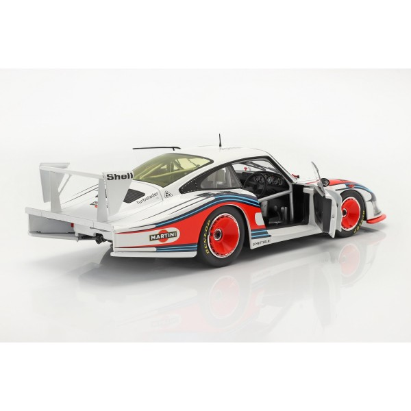 """Porsche 935/78 """"Moby Dick"""" #43 8th LeMans 1978 Schurti, Stommelen 1/18"""