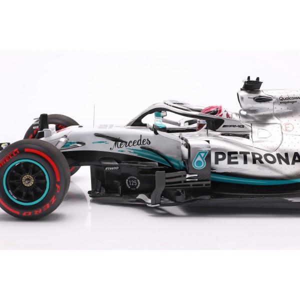 Lewis Hamilton - Mercedes-AMG Petronas Motorsport F1 W10 EQ Power - Germany GP 2019 1/18
