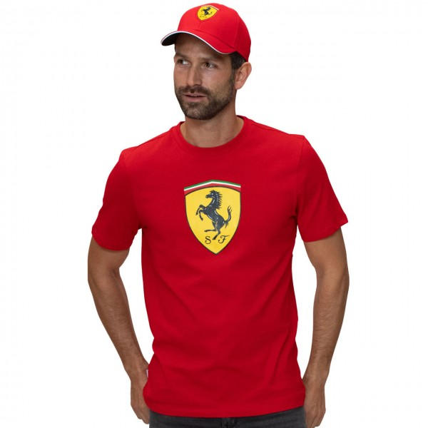 Maglietta Scuderia Ferrari Rosso Classico