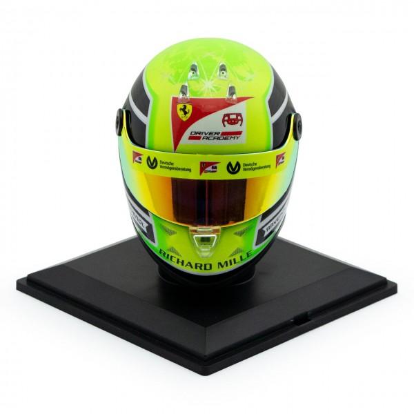 Mick Schumacher Casque miniature 2020 1/4
