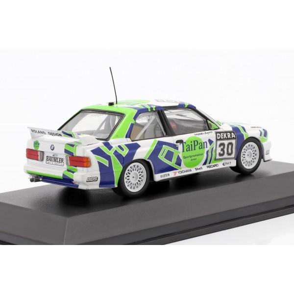BMW M3 (E30) #30 Tai Pan DTM 1992 Prinz Poldi von Bayern 1/43