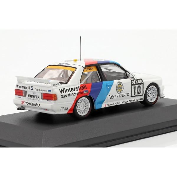BMW M3 (E30) #10 DTM 1992 Steve Soper 1/43