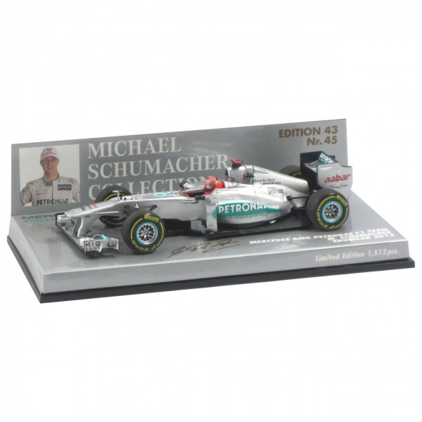Michael Schumacher 1:43