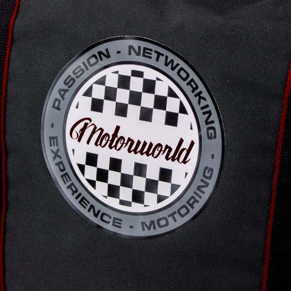 Motorworld Suitcase Crew