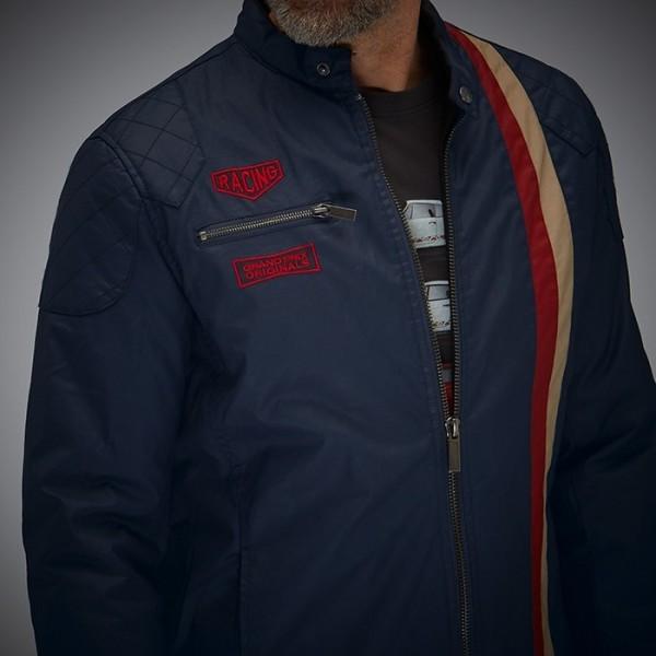Gulf Jacket Rexton navy blue