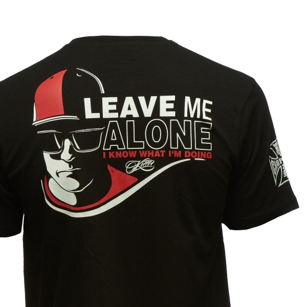 Kimi Räikkönen T-Shirt Leave me alone II