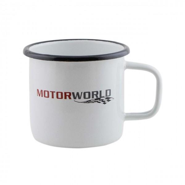 Motorworld Metallbecher Boxengasse