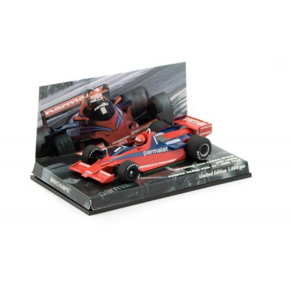 Niki Lauda Modellcar