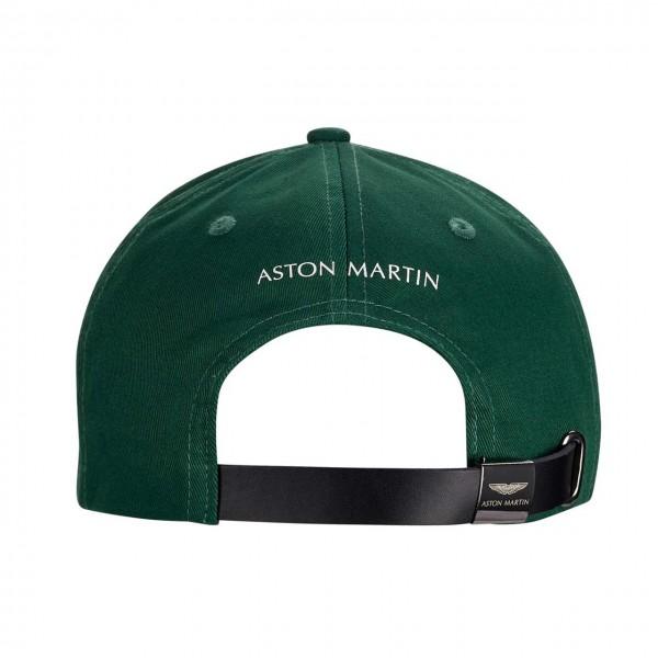 Aston Martin F1 Official Sebastian Vettel Cap green