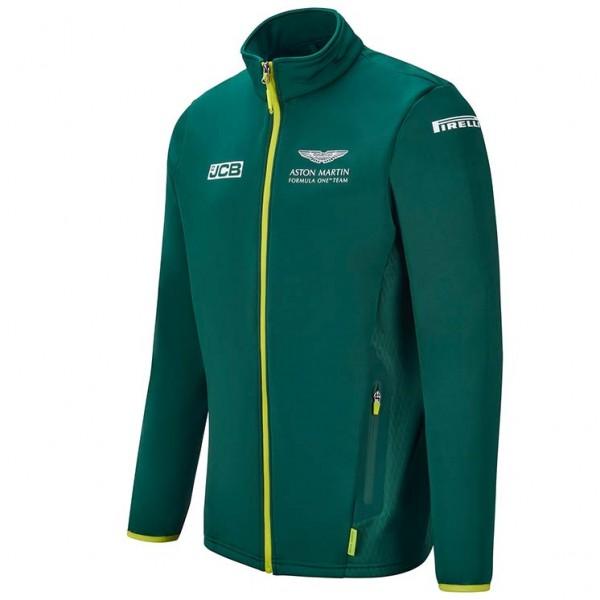 Aston Martin F1 Official Team Softshell Jacket