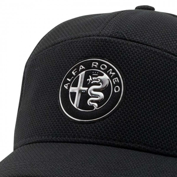 Alfa Romeo Lifestyle 110 Cap Emblem black