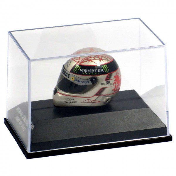 Michael Schumacher Replica Helmet 300th GP Spa 2012 1/8