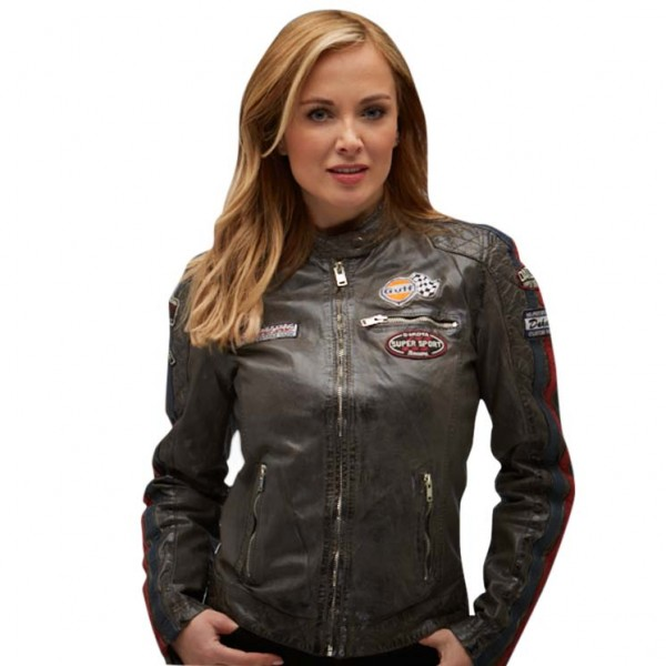 Gulf Jacket Lady Daytona anthracite