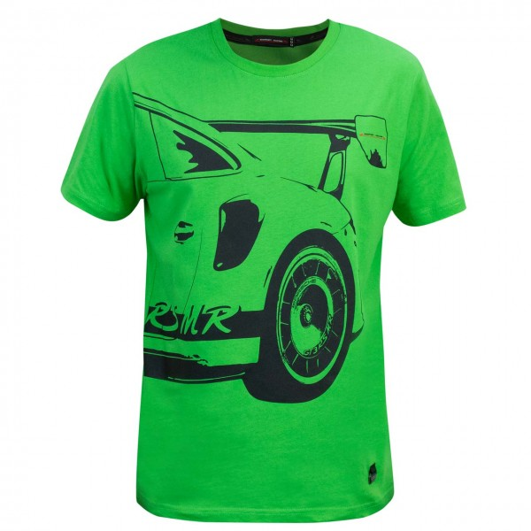 Manthey-Racing T-Shirt GT3RS MR