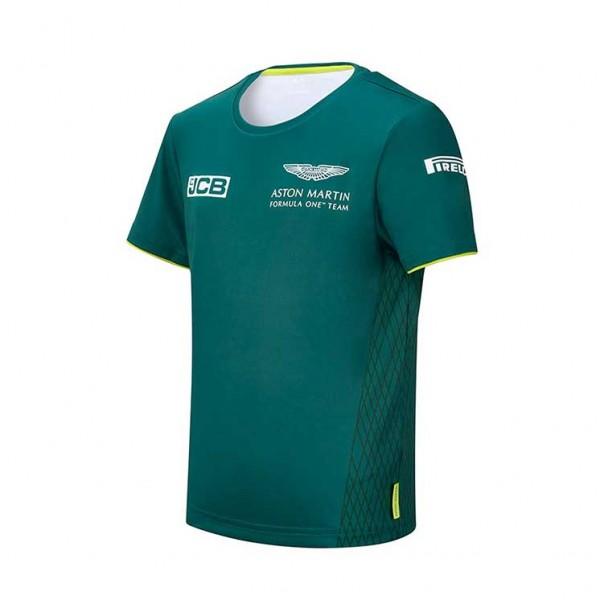 Aston Martin F1 Official Team Kids T-shirt