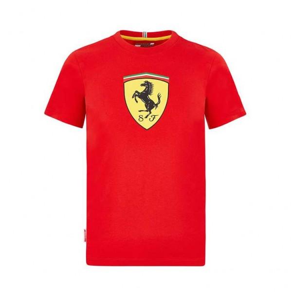 Camiseta Scuderia Ferrari para niños