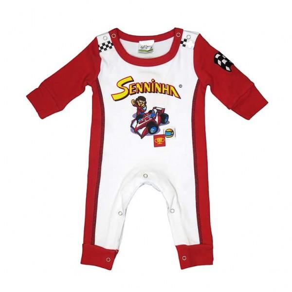 Ayrton Senna Jumpsuit Senninha Baby