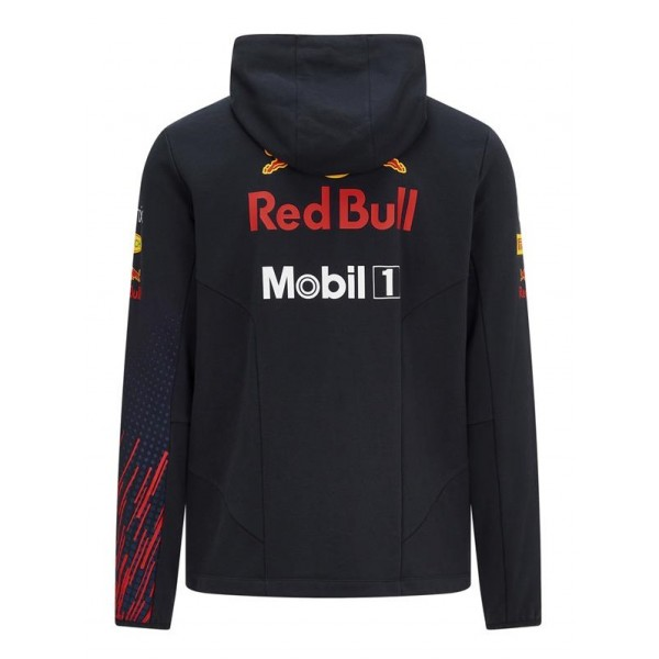 Red Bull Racing Team Sweat Jacket 2021 navy