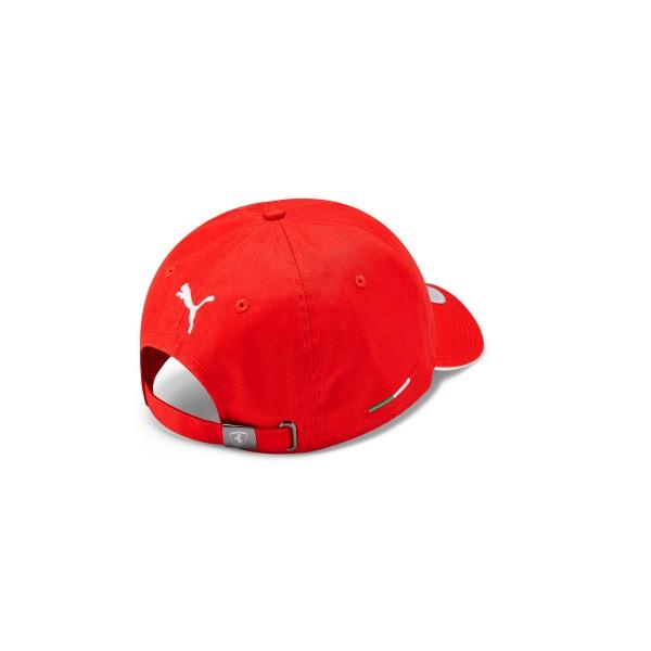 Scuderia Ferrari Cappello Classic rosso