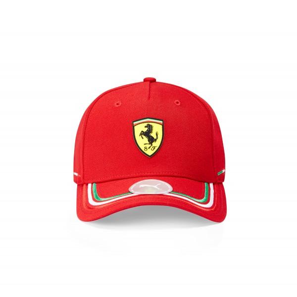 Scuderia Ferrari Gorra Italiano roja
