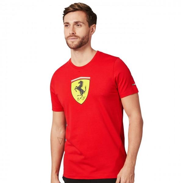 Scuderia Ferrari T Shirt Classic Rot
