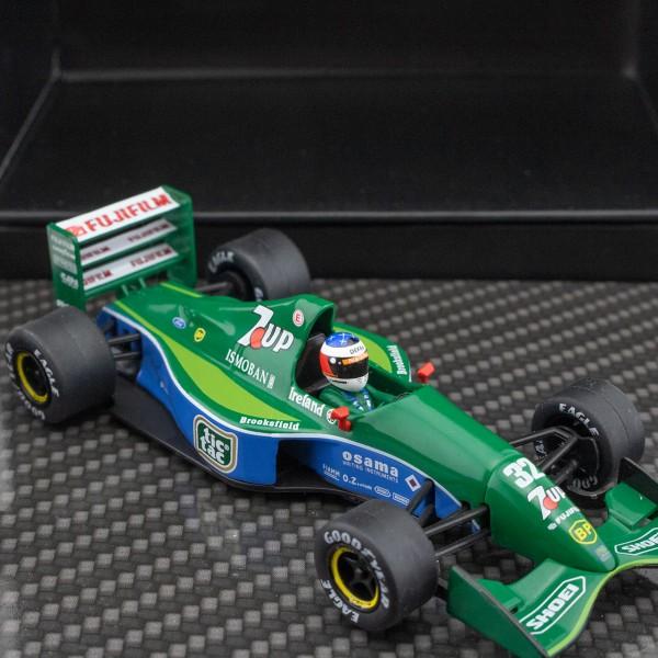 Michael Schumacher Jordan J191 Première Course de GP 1991 1/43