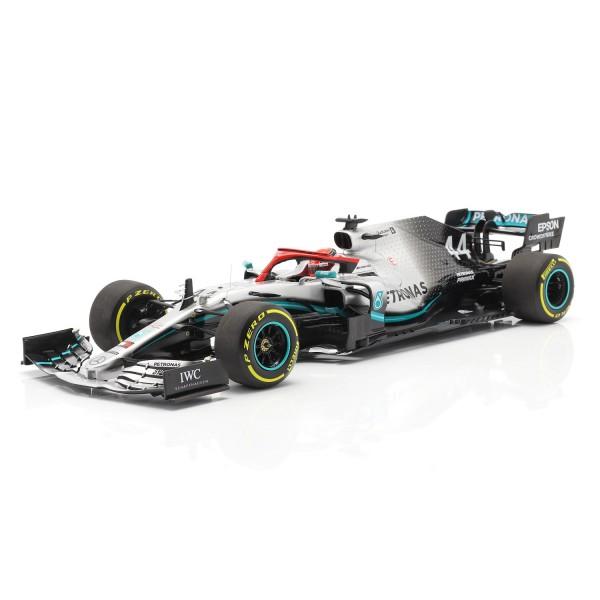 Lewis Hamilton - Mercedes-AMG Petronas Motorsport F1 W10 EQ Power - Monaco GP 2019 1/18