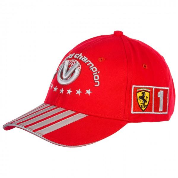 7 Times World Champion Michael Schumacher Kids Cap