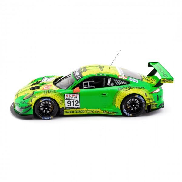 Manthey-Racing Porsche 911 GT3 R - #912 7th place VLN Nürburgring 2018 1/18