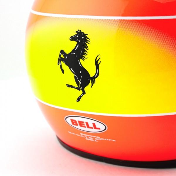 Michael Schumacher Helmet Ferrari F1 World Champion 2000 1/2