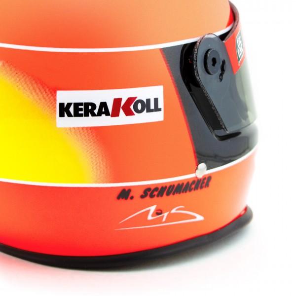 Michael Schumacher Casque Ferrari F1 Champion du monde 2000 1/2