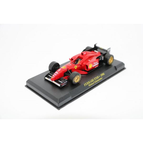 Michael Schumacher Ferrari F310 Fórmula 1 1996 1/43