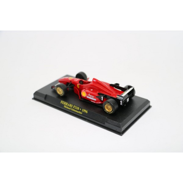 Michael Schumacher Ferrari F310 Formel 1 1996 1:43